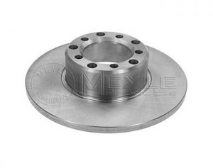 Brake Disc Front Axle Mercedes W114 W115