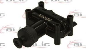 CENTRAL LOCK ACTUATOR REAR TO MERCEDES W124 S124 W126 W201 R129