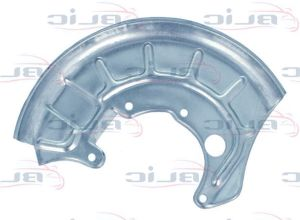 BARAKE DISC COVER PLATE FRONT RIGHT TO VW GOLF II MK2