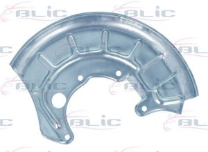 BARAKE DISC COVER PLATE FRONT LEFT TO VW GOLF II MK2