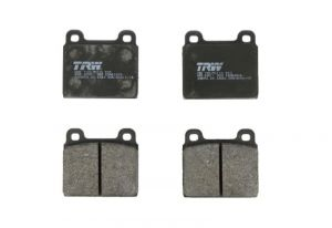 BRAKE PAD SET FRONT AXLE TO MERCEDES ALFA ROMEO FORD OPEL PORSCHE