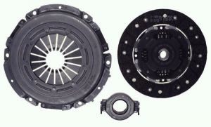 CLUTCH KIT TO VW GOLF II JETTA II DERBY POLO MK1 MK2