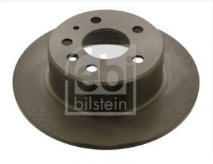 Brake Disc Rear Axle Mercedes W115 W116 W123 R107 W126